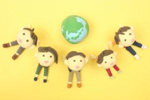 地球と仲間たち
