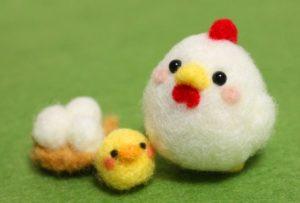 卵ヒヨコ鶏